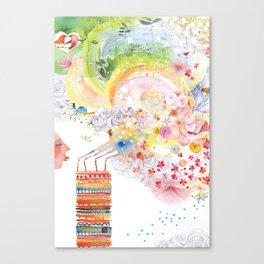 I WISH Canvas Print