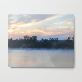 Sunrise at Shiloh II Metal Print