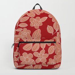 My Flower Design 5 Backpack