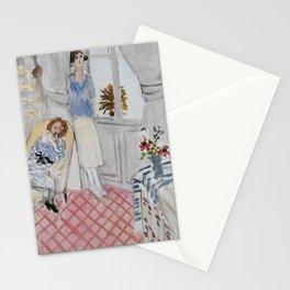 Henri Matisse - Boudoir - Exhibition Poster Stationery Cards