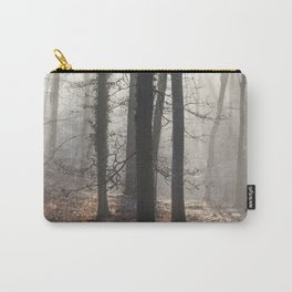 Winter Sunrays Carry-All Pouch