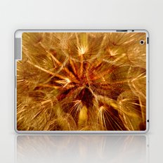 Dandelion Clock Laptop & iPad Skin