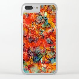 Americana Clear iPhone Case
