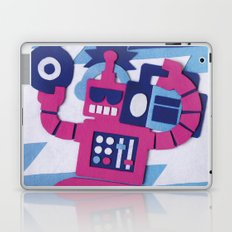 Stereo Bot Laptop & iPad Skin