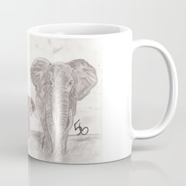 Elephant Patrol Coffee Mug