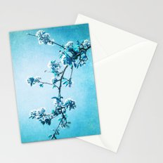 BLUE SPRING Stationery Cards