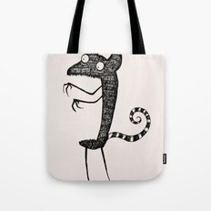 Lindsey's Monster Tote Bag