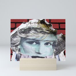 Paper Princess Mini Art Print