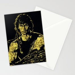 John Rambo - The Legend Stationery Cards