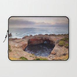 Devils Punchbowl Laptop Sleeve
