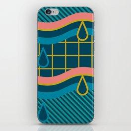 WASHROOM iPhone Skin