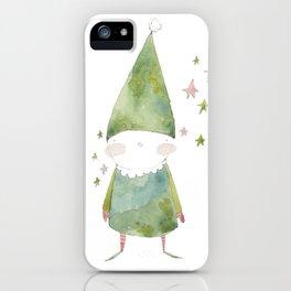 Bird Elf iPhone Case
