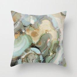 KASHMiR Throw Pillow