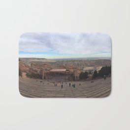 Red Rocks Amphitheatre Bath Mat
