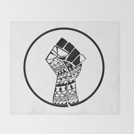 CHamoru Identity Throw Blanket