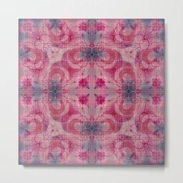 Rose Dolla Metal Print