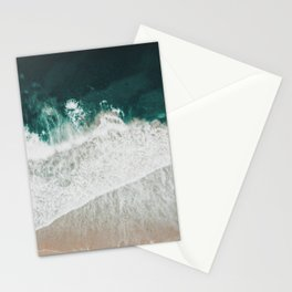 Lost waves Stationery Cards