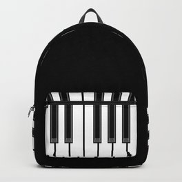 Ebony & Ivory Backpack