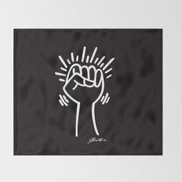 Liberation Throw Blanket