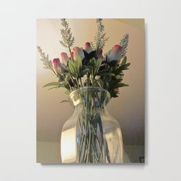 Colourful And Lonely Metal Print