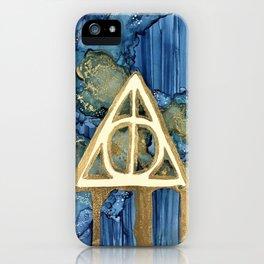 Twilight Hallows iPhone Case