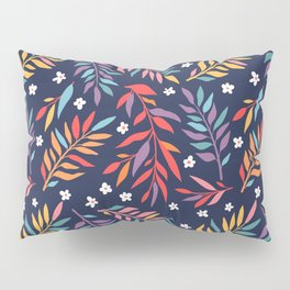 Cute floral bright pattern Pillow Sham