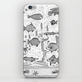 Diversity (underwater) iPhone Skin