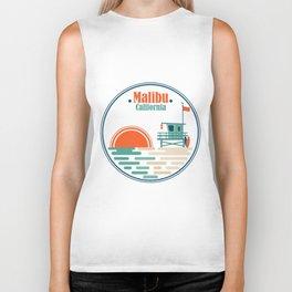 Malibu, California Biker Tank