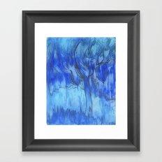 Blueshmoo Framed Art Print