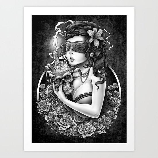 Winya No. 86 Art Print
