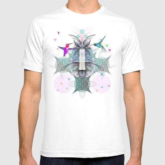 The Hummingbird Dimension T-shirt