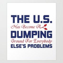 The U.S. Art Print