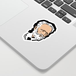 Tchaikovsky Sticker
