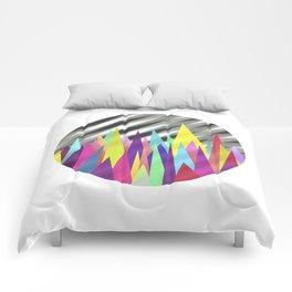 Zackenpunkt No. 3 Comforters