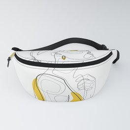 Color Beauty Fanny Pack