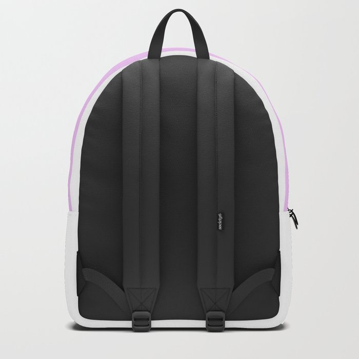 too cute for this planet (pink/rose) Backpack