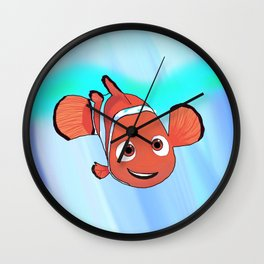 Nemo Wall Clock
