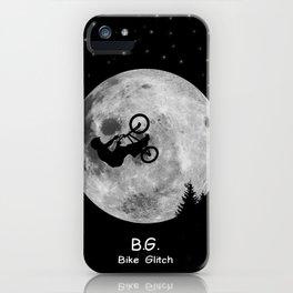 GTA Bike Glitch iPhone Case