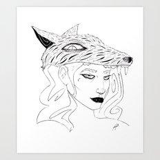 Remus, Where is Romulus? Art Print