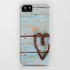 Heart iPhone (5, 5s) Slim Case