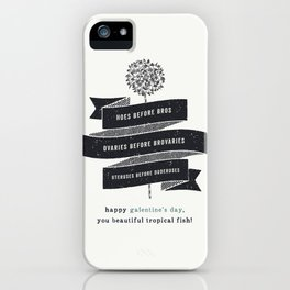 Galentine's Day iPhone Case