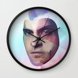 Phoenix II Wall Clock