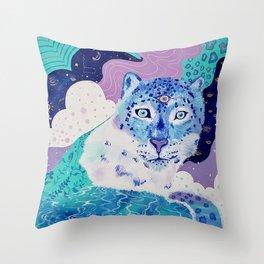 Dream Guardian Throw Pillow