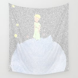 LE PETIT PRINCE Wall Tapestry