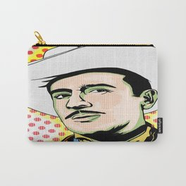 Pedro Infante Carry-All Pouch