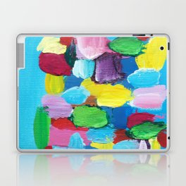 Colorful Day Abstract Laptop & iPad Skin