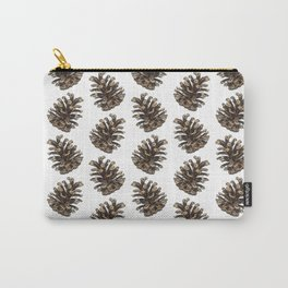 Pinecone watercolor Carry-All Pouch