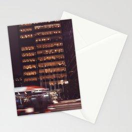 Light building Stationery Cards
