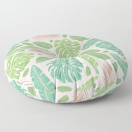 Tropical Prep Floor Pillow