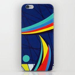 Sails - Paint iPhone Skin